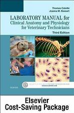 Clinical Anatomy and Physiology for Veterinary Technicians - Text and...