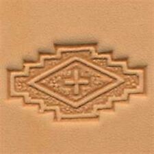8489 Stepped Square Craftool 3-D Stamp Tandy Leather 88489-00