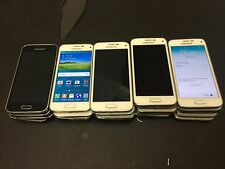 LOT of 23 Samsung Galaxy s5 mini 16gb US Cellular- 4 Black/19 White Clean ESN