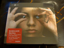 CD Double: Marillion : Marbles Deluxe 36 Page Booklet 2 CD Version : Sealed