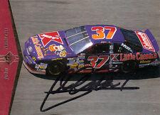 John Andretti (USA) NASCAR IndyCar original signiert/signed !!!