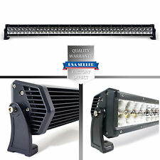 240W LED Work Light Bar Flood and Spot Combo Offroad 4WD SUV Boat  Driving Lamp