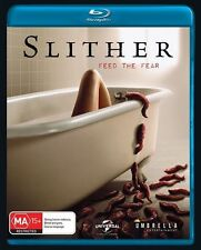 Slither (Blu-ray Zone B)