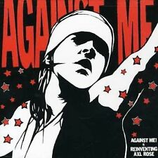 Against Me! Is Reinventing Axl Rose [PA] by Against Me! (CD, Mar-2002, No Idea)