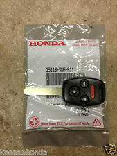 Genuine OEM Honda Accord Keyless Remote Entry Key 2003-2007