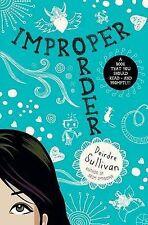 Improper Order (Prim), Deirdre Sullivan, New Book