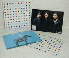 30 Seconds To Mars Love Lust Faith + Dreams 2013 Taiwan CD+DVD+Postcard w/BOX
