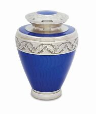 Milano Blue Adult Cremation Urn