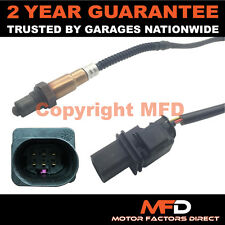 LAMBDA OXYGEN WIDEBAND SENSOR FOR VW GOLF MK5 3.2 R32 4MOTION FRONT RIGHT 5 WIRE