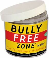 Bully Free Zone in a Jar - Play Therapy/Counseling Card Game