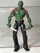 "Marvel Universe Drax The Destroyer 3.75"" Figure Guardians Galaxy Rare As-Is"
