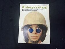 1967 SEPTEMBER ESQUIRE MAGAZINE - GREAT COVER, PHOTOS AND ADS - ST 2571