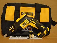 "DEWALT DCF620 20V MAX Li-Ion Brushless Screwdriver Drywall Screw Gun + 13"" BAG"