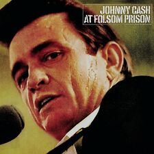 JOHNNY CASH - AT FOLSOM PRISON  VINYL LP NEU