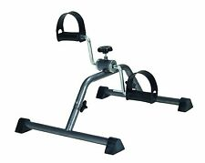 Drive Medical Pedal Exerciser with Attractive Silver Vein Finish, Silver Vein