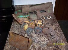 VINTAGE BOX LOT of  TONKA TOYS FOR PARTS