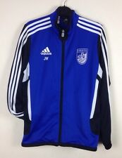 VINTAGE RETRO ADIDAS TRACKSUIT TOP JACKET URBAN ATHLETIC SPORT XS