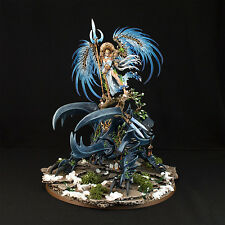 Warhammer Age of Sigmar Sylvaneth Alarielle the Everqueen Painted