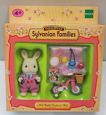 Sylvanian Families Milk Rabbit Brother & Bike Box Set   , h#2