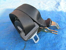 REAR SEAT BELT O/S DRIVERS from BMW 318 i SE E46 SALOON 1998