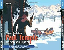 Paul Temple And The Geneva Mystery (BBC Radio Collection) New Audio CD Book Fran
