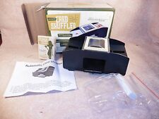 Wembley Automatic Card Shuffler NEW in Box Includes One Deck of Cards