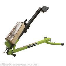 1.2 Ton Heavy Duty Logsplitter | Logmaster Steel Foot Operated Wood Log Splitter