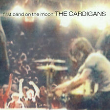 THE CARDIGANS First Band On The Moon, original issue CD, 1996, VG