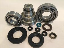 Yamaha Raptor 660 Bottom End Engine Motor Bearing & Seal Rebuild Kit Crank Pump
