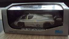 MAX - 1/43ième - Sauber Mercedes C9