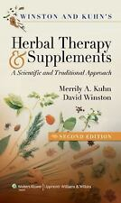 Herbal Therapy and Supplements : A Scientific and Traditional Approach by...