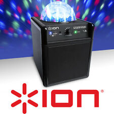 ION Party Power Portable Speaker System with Party Lights