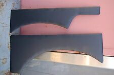 Suzuki Samurai Ragtop quarter panels (pair) Black Vinyl New