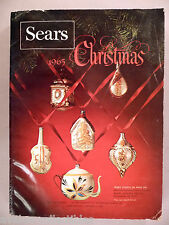 Sears CATALOG - Christmas, 1965 ~~ toy, toys