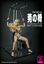 DOM 1/6 Black Furniture Model DG Chair Toys F 12'' Action Figure