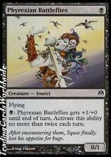 4x Phyrexian battleflies // nm // dd: phyrexia vs. the coalition // Engl. // mtg