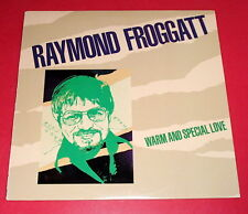 Raymond Froggatt - Warm and special love -- LP / Rock
