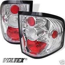 2004-2008 FORD F150 FLARESIDE ALTEZZA TAIL LIGHT BAR LIGHTBAR LAMP CHROME