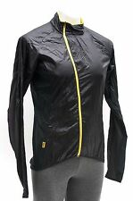 Mavic Men Cosmic Pro Road Bike Lightweight Packable Wind Rain Jacket Small NEW