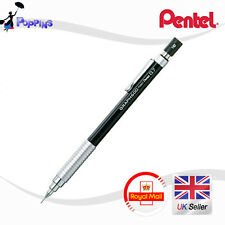NEW Genuine PENTEL Graph600 PG607 0.7mm Mechanical Drafting Pencil Black