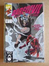 DAREDEVIL #294 1991  Marvel Comics   [SA35]