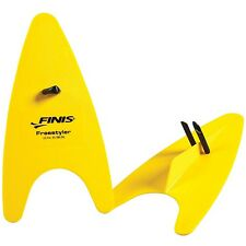 Finis Freestyler Hand Paddles Yellow Adult