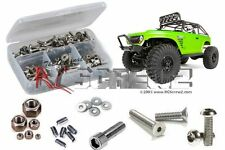 RC Screwz RCZAXI016  Axial SCX10 DeadBolt RTR Stainless Steel Screw Kit