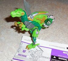 Transformers Cybertron Undermine Scout Figure w/manual and key