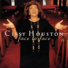 Cissy Houston - Face to Face - audio cassette tape