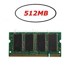 512MB DDR 333 PC2700 SODIMM 333Mhz 200PIN NOTEBOOK LAPTOP MEMORY RAM DDR SDRAM