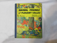 Aminal Friends of Pleasant Valley by Nels Munson - Illustartor H Dummer 1938 A-2