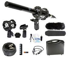 Microphone Broadcasting Accessories Kit Panasonic Lumix DMC-GF5 DMC-G3 DMC-GH2