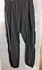 Nashbar NYLON LYCRA Mens  Pants Legging sz XL Black. Layer Ski Snowboard  074