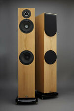 Kudos Audio Cardea 30 C30 Floor-Standing Speakers Loudspeakers in Oak